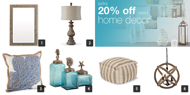 Overstock Home Decor Finds photo