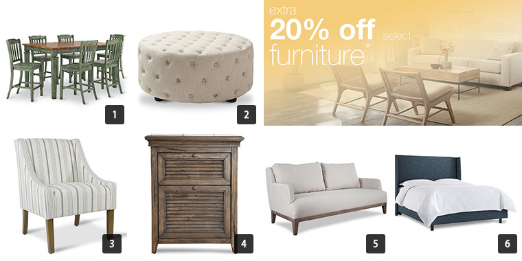 Overstock Furniture Finds photo