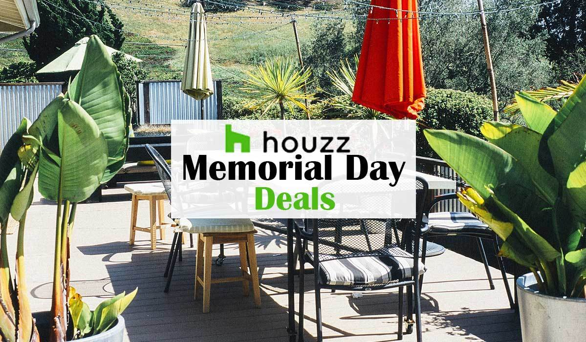 Fill Your Cart with These Houzz Memorial Day Sale Picks