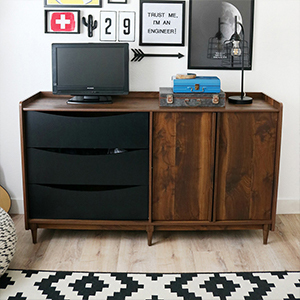 Better Homes & Gardens TV stand photo