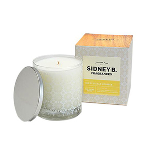 Houzz honeysuckle blossom scented jar candle photo