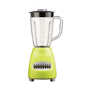 Houzz lime green tabletop blender photo