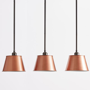 These Mini Pendant Lights Bring A Big Upgrade To Your Kitchen Bhg