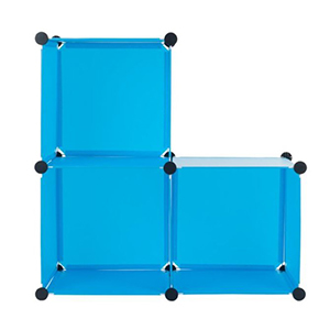 Plastic Storage Cubes photo
