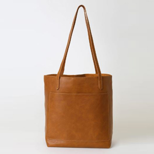 Brown tote from Lulus photo