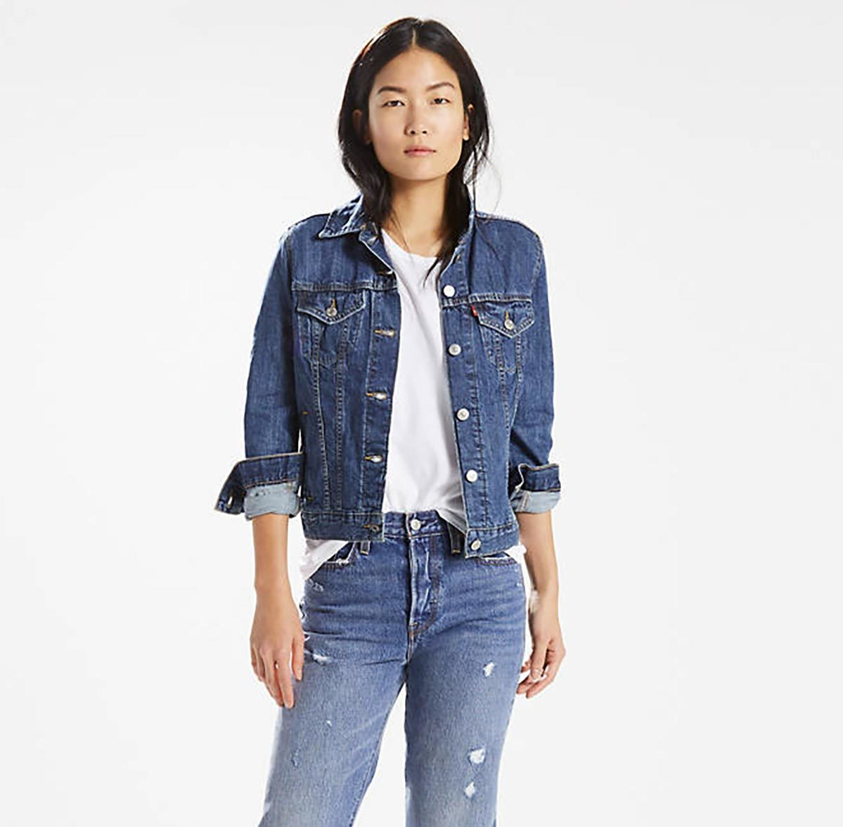 The Iconic Denim Jacket Everyone Should Own
