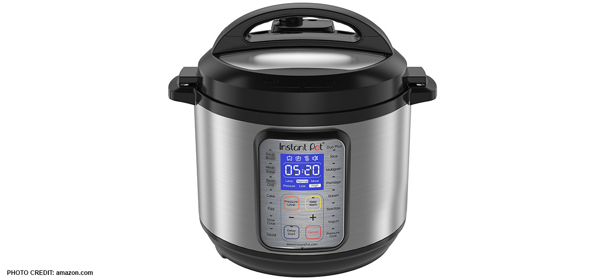 This Instant Pot Replaces 7 Appliances—And It's Only $75