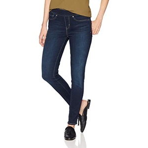 Levi's High-waisted Sculpt Jeans from Amazon photo