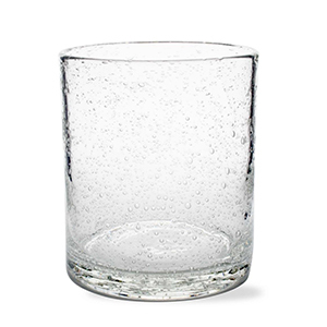 Bubble Double Old Fashioned Glass, Set of 6 photo