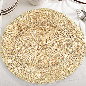 Jute Placemat, Set of 2 photo
