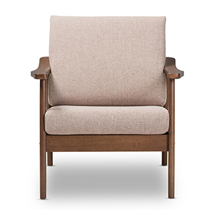 The Home Depot fabric lounge chair photo