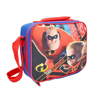 back to school Incredibles 2 photo