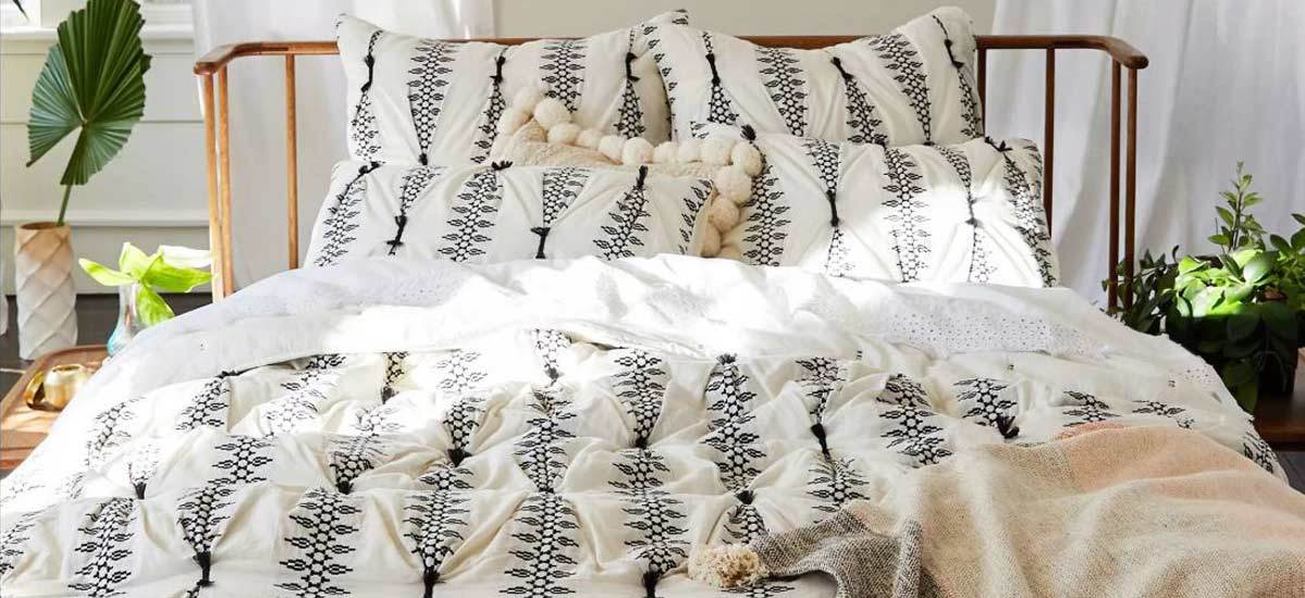 Everything We're Loving from Anthropologie's Bedding Collection (and It's on Sale!)