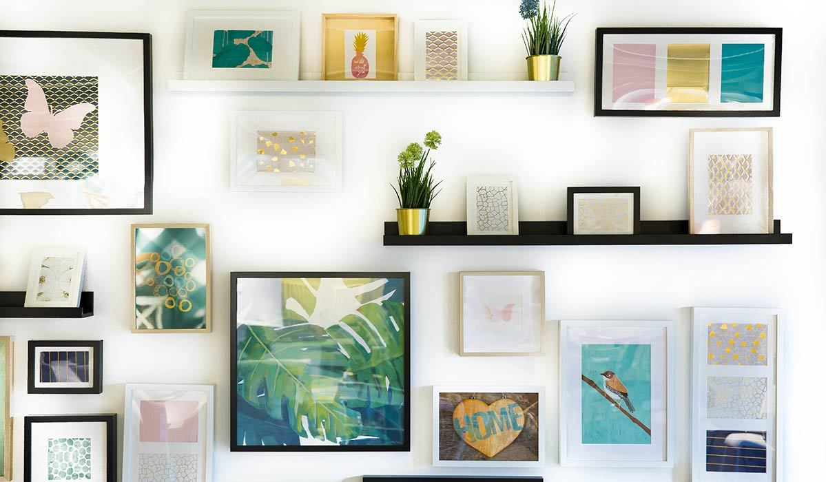 Everything You Need to Create a Jaw-Dropping Gallery Wall