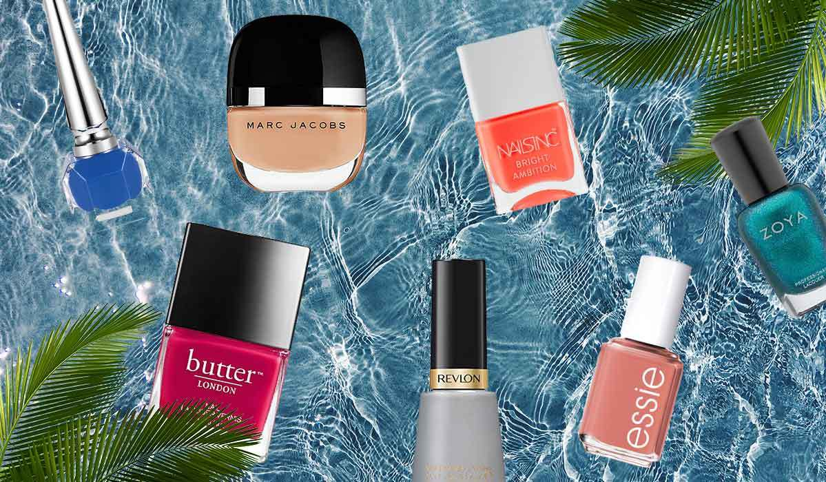 53c91016abd These Are Summer s Hottest Nail Colors—And Here s Where You Can Buy Them