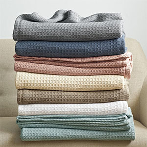Home Depot knit throw blankets photo