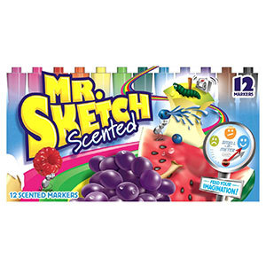 scented markers photo