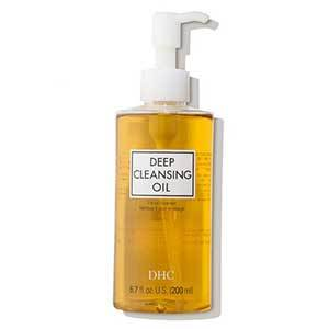 DHC natural cleansing oil photo