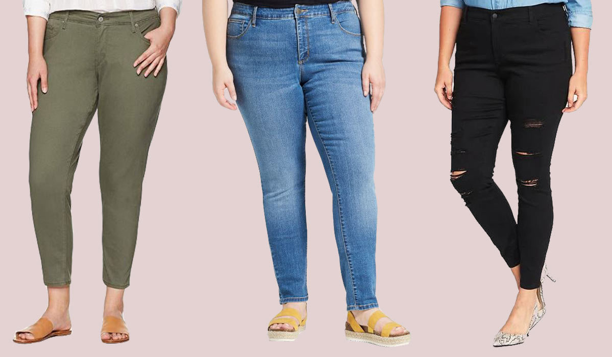 5 Plus-Size Jeans That Complement Your Curves (And They're All Under $55)