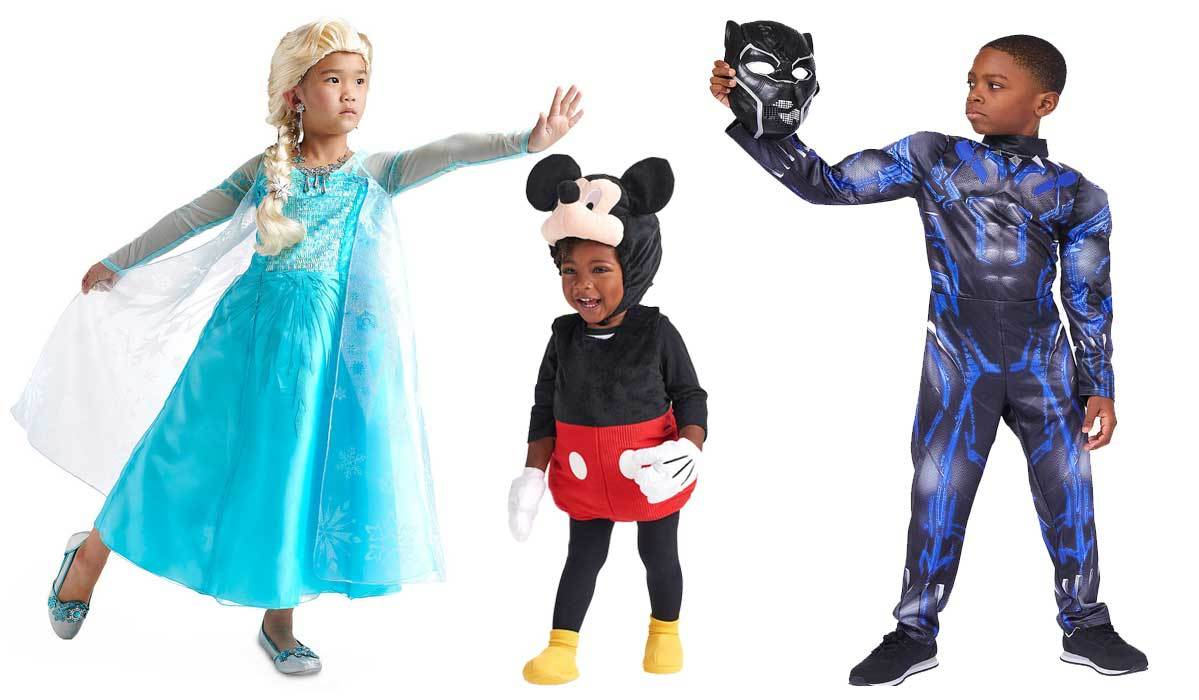11 Best Disney Halloween Costumes for Kids
