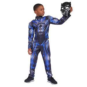 Disney Halloween Costumes Black Panther photo