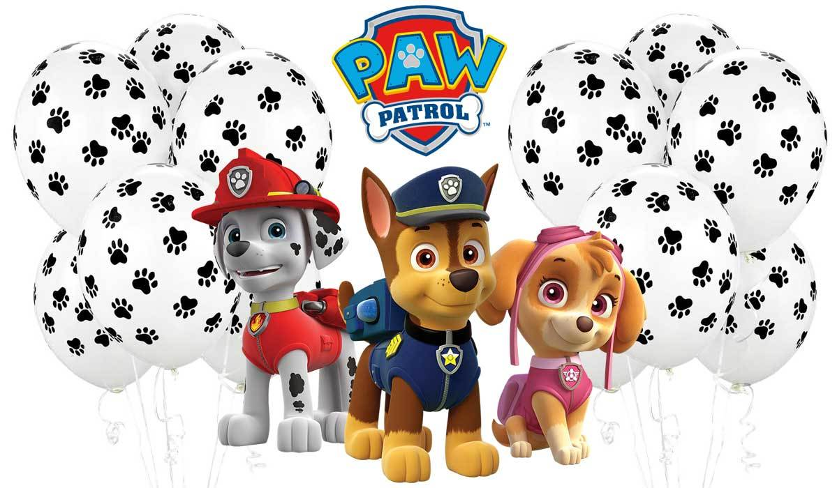PAW Patrol Birthday Party Ideas Your Kids Will Love