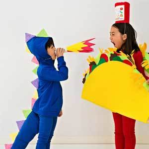 Primary DIY Halloween Dragons Love Tacos photo