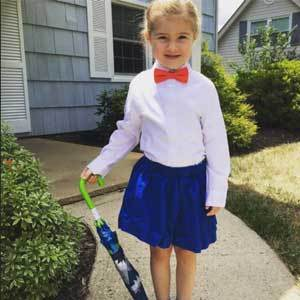 Primary DIY Halloween Mary Poppins photo