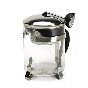 Black Asobu Cold Brew Coffee Maker with insulated carafe from Macy's photo