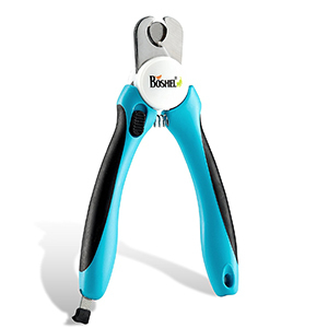 Boshel Dog Nail Clippers and Trimmer with safety guard photo