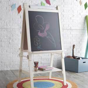 Playroom Deluxe Easel photo