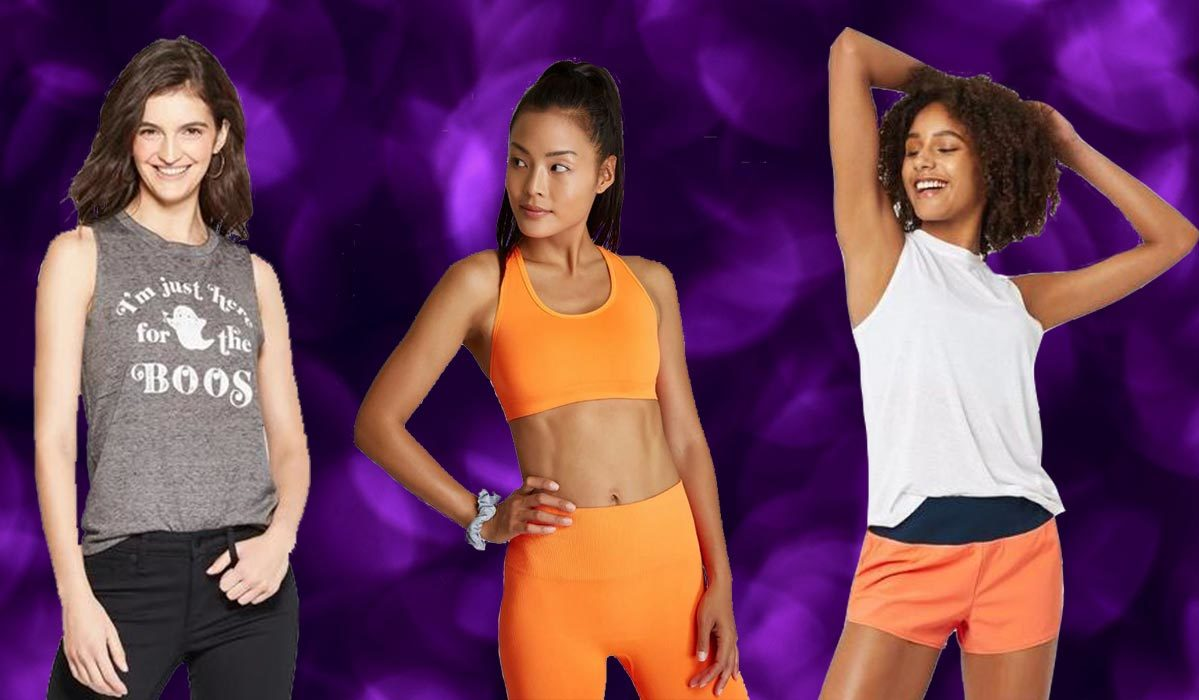 Halloween-Themed Activewear You'll Want to Rock All October (And Beyond)