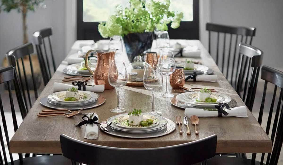 Spruce Up Your Thanksgiving Table with These Essentials—All Under $100