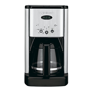 The Home Depot Cuisinart Coffee Maker with coffee pot photo