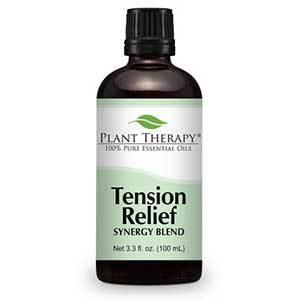 Plant Therapy Tension Relief Essential Oil photo