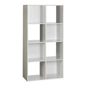 Cube organizer with eight sections from Houzz. photo