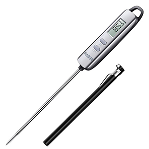 Silver Habor meat thermometer photo