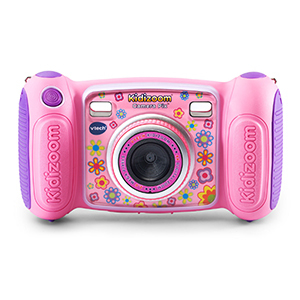 VTech Kidizoom Camera in pink photo