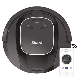 Shark Ion Robot vacuum with Wi-Fi from Amazon photo