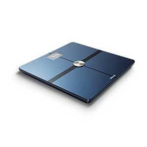 Withings Smart Scale in dark blue photo