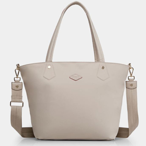 Soho Tote bag from MZ Wallace with shoulder strap. photo