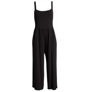 Paige Black jumpsuit from Nordstrom photo