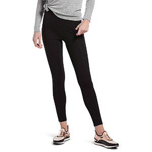 Lord & Taylor high-waisted leggings photo