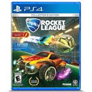 Best PlayStation 4 Games for Kids Rocket League photo
