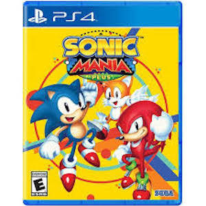Best PlayStation 4 Games Sonic Mania Plus photo