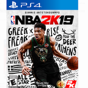 Best Playstation 4 Games for Kids NBA 2K19 photo