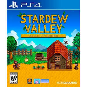 Best Playstation 4 Games for Kids Stardew Valley photo