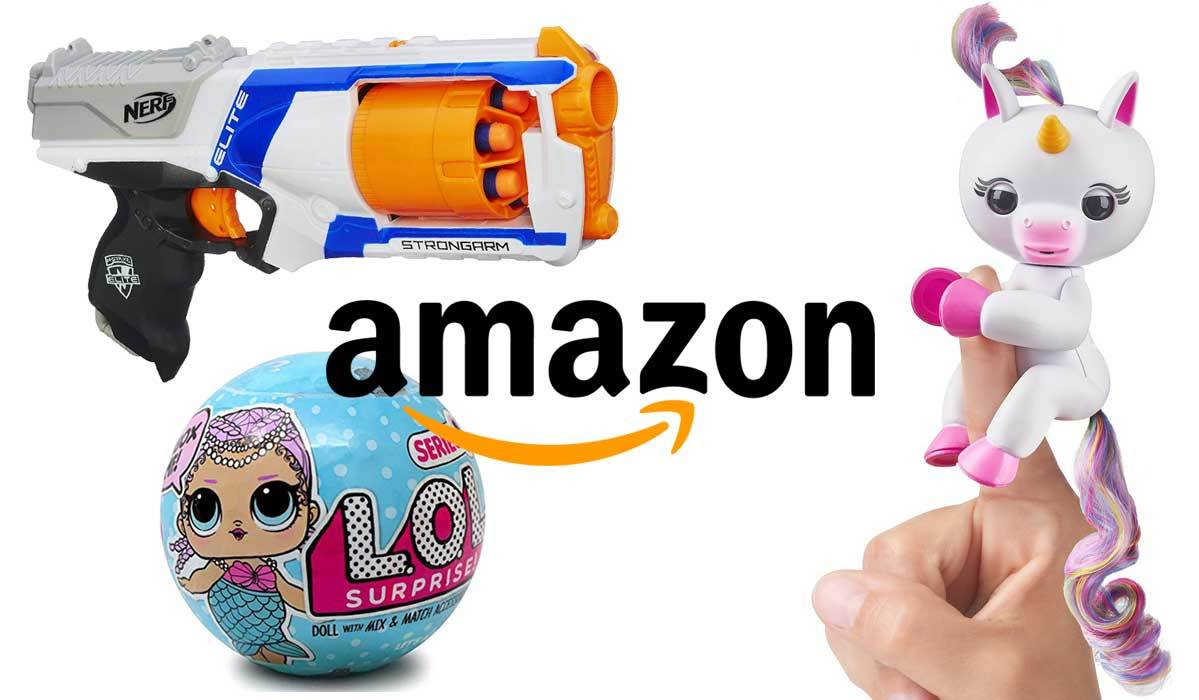 Top 25 Toys on Our Amazon Christmas Wish List 2018