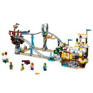 LEGO Creator Pirate Roller Coaster from Walmart photo
