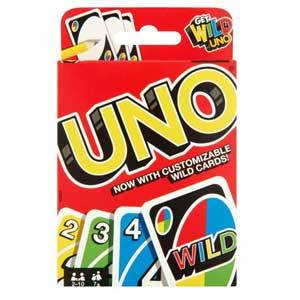 Uno card game from Walmart photo
